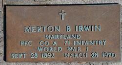 Merton B. Irwin