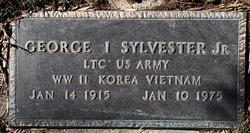 George Irey Sylvester Jr.