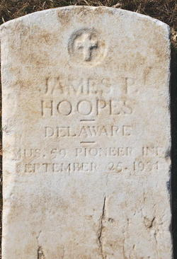 James P Hoopes