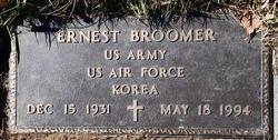 Ernest Broomer