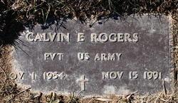 Calvin E. Rogers