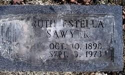 Ruth Estella <I>Eastvold</I> Sawyer