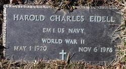Harold Charles Eidell