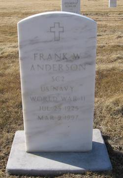 Frank William Anderson