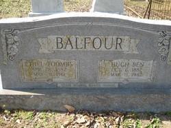 Hugh Ben Balfour