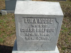 Lula <I>Moore</I> Balfour