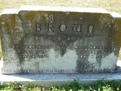Miles Cornelius Brown