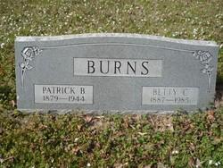 Betty Leona <I>Covington</I> Burns