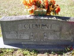 Nobie <I>Landers</I> Clement