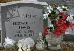 Reginald Rex Davis