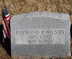 Raymond R. Wilson