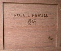 Rose L. Newell