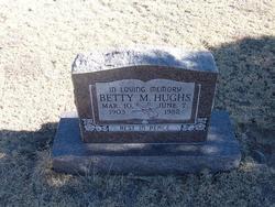 Betty Maurine <I>Poteet</I> Hughs