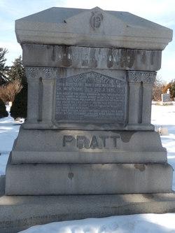 Mary Ann <I>Merrill</I> Pratt
