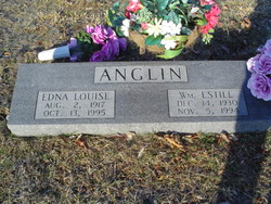Edna Louise <I>Spence</I> Anglin