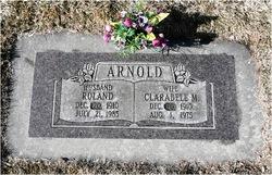 "Clarabell May ""Billie"" <I>Campbell</I> Arnold"