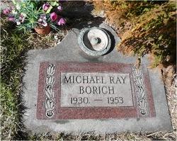Michael Ray Borich