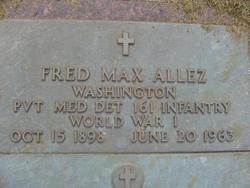 Fred Max Allez