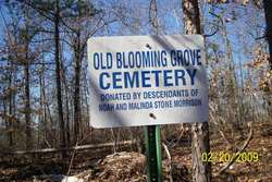 Old Blooming Grove Cemetery