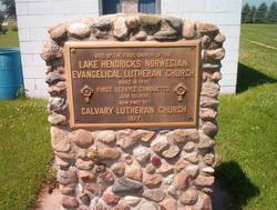 Calvary Lutheran Cemetery