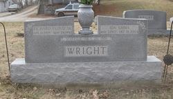 Ida E. <I>Crays</I> Wright