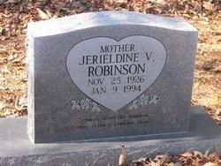 Jerieldine V <I>Smith</I> Robinson