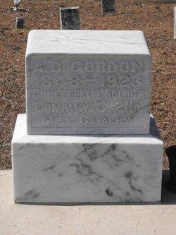 A D Gordon