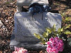 Bernice Zeola <I>Smith</I> Reeves