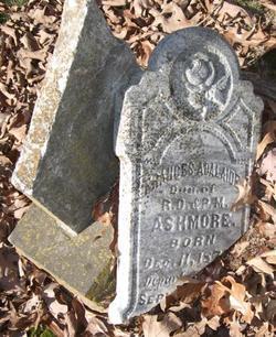 Frances Adalaide Ashmore