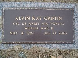 Alvin Ray Griffin