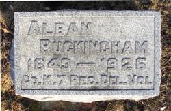 Alban Buckingham