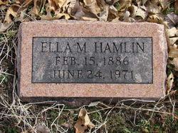 Ella May <I>Seetin</I> Hamlin