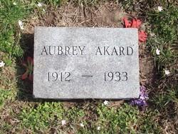 Aubrey Akard