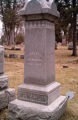 Joseph Byron McMahon