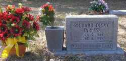 "Richard ""Dicky"" Farless"