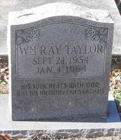 William Ray Taylor