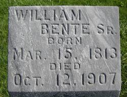 William Bente, Sr