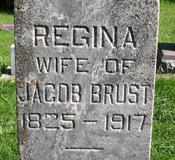 Regina <I>Jerger</I> Brust