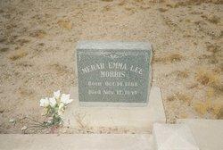 """Merab Emma """"Belle"""" <I>Lee</I> Morris"""