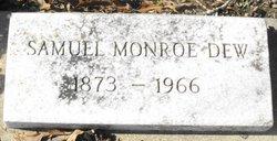 Samuel Monroe Dew
