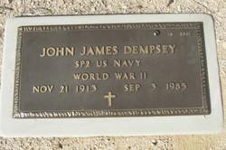 John J Dempsey