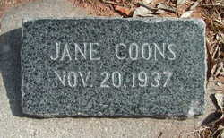 Jane Coons