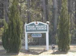 Briar Branch Church Cemetery