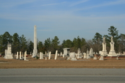 Old Canoochee Cemetery