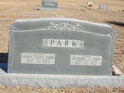 Annie Eudora <I>Gunn</I> Park