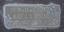 Alice Lucy <I>Sheppard</I> Hibbard