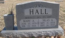 Mary A. Hall
