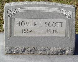 Homer E Scott