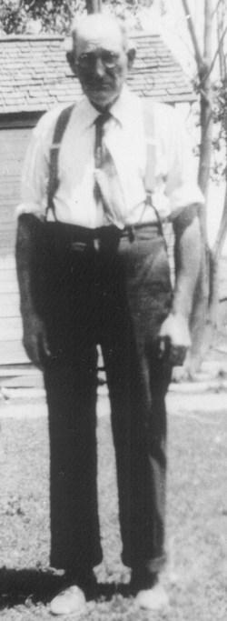 Albert Lindsey Justice