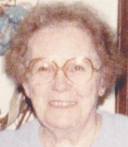 """Margaret Hazel """"Hazel"""" <I>Sheehan</I> Justice"""